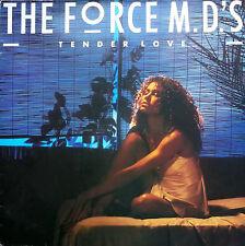 FORCE M.D'S Tender Love LP Tommy Boy ILPS 9837 1985