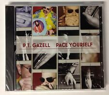 P.T. Gazell - Pace Yourself [CD New]
