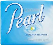 CUSSONS PEARL CREAMY WHITE SOAP 4 X 90G