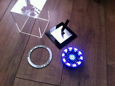 ARC REACTOR MK1 Costume Prop IRON MAN HEART Tony Stark