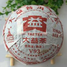 2010yr Yunnan Menghai Tea factory-DaYi V93 Puer Tuo tea 300g/3pcs/Ripe/Shu
