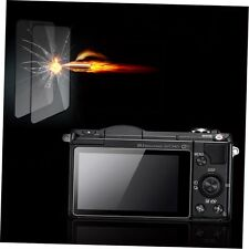 Premium Tempered Glass Camera Screen HD Protector for Sony A3000/A5000/A6000 GU
