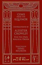 Gems from the Equinox, Aleister Crowley, Excellent Book