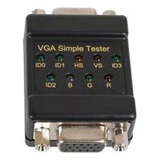 CABLE TESTER VGA SIMPLE LINK Test Continuity - GZ86706