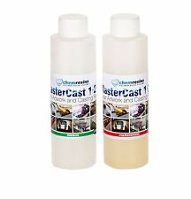 MasterCast clear epoxy casting resin 10 oz (285g) kit artwork resin crafting