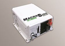 MAGNUM MSH3012M 12 VOLT 3000 WATT PURE SINE WAVE HYBRID W/ LOAD SUPPORT INVERTER