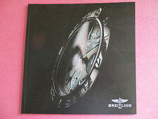 Breitling Chronomat B01 Catalog In Spanish , 2009