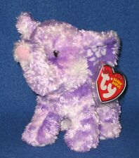 TY COASTLINE the ELEPHANT BEANIE BABY - MINT with MINT TAGS