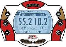 DR Racing Kart STYLE GEL STICKER FOR UNIPRO UniGo - KARTING