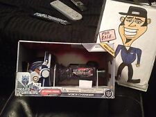 TRANSFORMERS   OPTIMUS  PRIME   VOICE  CHANGER    NEW  IN THE BOX COOL GO SEE IT