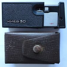 Vintage KIEV-30 SOVIET Mini camera16mm KGB SPY KIEV - 30 16mm film camera
