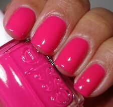 Essie Nail Polish** BOTTLE SERVICE**(NEON HOT PINK)  New Full Size & VERY RARE!