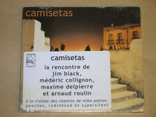 CD DIGIPACK / CAMISETAS / JIM BLACK, COLLIGNON, DELPIERRE, ROULIN / NEUF CELLO