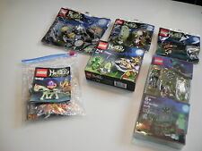 Complete Lego monster fighters