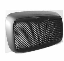 FREIGHTLINER COLUMBIA 00-08 BLACK OUT MESH GRILLS GRILL C1MB