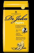 Dr John Puppy Complete Dog Food 10KG 22% Protein