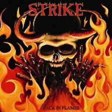 STRIKE - BACK IN FLAMES  CD NEU