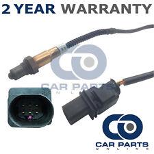 Lambda oxygen wideband capteur pour bmw série 1 118D E81 E87 (08-14) arrière 5 câbles