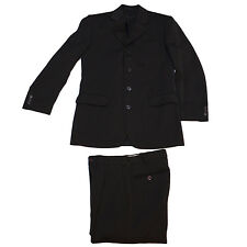 Peter Jackson Men's Charcoal Fitted Lined Suit - Single Jacket & Pants *92R/77R