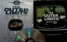 THE OUTER LIMITS, SEASON 2 -VOL 3 DISC 1 ONLY- REPLACEMENT DISC,  DUAL SIDED