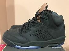 Nike Air Jordan V 5 Premium Take Flight Olive Sequoia SZ 12 Read Description