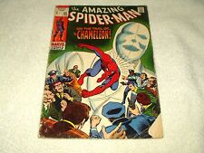 Marvel Comic The Amazing Spider-Man Issue 80 January 1970