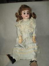 ANTIQUE ARMAND MARSEILLE DOLL - 1894 - BISQUE HEAD & COMPOSITION BODY
