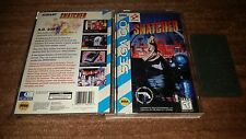 SNATCHER SEGA CD MINT CONDITION DISC COMPLETE VERY RARE-!