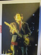 The Rolling Stones, Keith Richards, Full Page Vintage Pinup