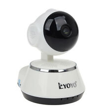 Q6 HD 720P Wifi Video Camera 2 Way Talk IR PT Motion Detect Baby Sound Monitor
