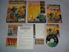 WARHAMMER - SHADOW OF THE HORNED RAT  PC WIN 95  englisch  USK 16