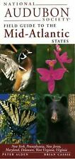 National Audubon Society Regional Guide to the Mid-Atlantic States (National Aud