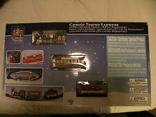 Carole Towne Express CHRISTMAS TRAIN  *FREE SHIPPING* LEMAX