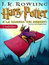 Harry Potter e la camera dei segreti. di J. K. Rowling - Audiolibro Ed. Salani