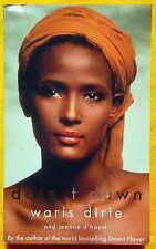 Desert Dawn by Waris Dirie FREE AUS POST very good used condition paperback 2002