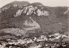 NEYROLLES vue panoramique timbrée 1956