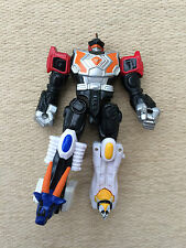 Power Rangers jungle fury mini megazord figure