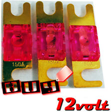 Mini ANL 150 Amp Fuses * 3 Pack