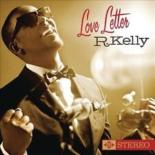 Love Letter by R. Kelly (CD, Dec-2010, Jive (USA))