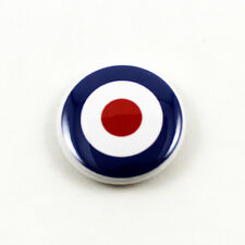 MOD Target - 1 Inch Pinback Button - RAF Roundel The Who The Jam