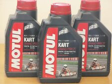 12,83€/l Motul Kart Grand Prix  3 x 1 L 2-Taktmischöl für Rennkarts