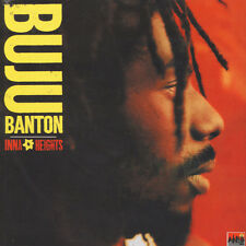 Buju Banton - Inna Heights (Vinyl LP - 1997 - UK - Reissue)