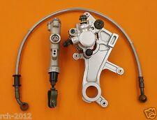 NEW Rear Brake Caliper For HONDA CRF250R CRF 450R CR 250R CR250X Master Cylinder