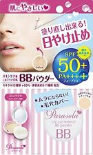 Parasola Non Chemical UV Cut Mineral BB Powder SPF 50+  PA++++ Natural Color