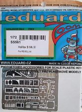 Eduard 1/72 SS561 Colour Zoom etch for Revell HP Halifax B.Mk III kit