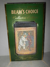 Jim Beam Beam's Choice Collector's Edition Decanter Bottle - Mardi Gras in Box