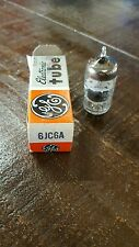 GE Electronic Vacuum Tube #6JC6A NOS