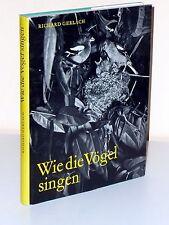Richard Gerlach: come gli uccelli cantano. degli uccelli cliente-con disco!