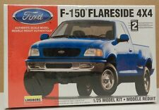 FORD PICKUP TRUCK F 150 FLARESIDE 4X4 F-150 1995  LINDBERG MODEL KIT
