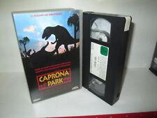 VHS - Caprona Park - Samuel Z.Arkoff - VCL